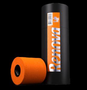 Oranje toiletpapier RENOVA gift pack 200066410