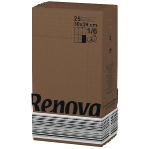 RENOVA-Servet-bruin-30x39-200061741