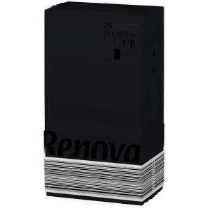 RENOVA-Servet-zwart-30x39-200042610