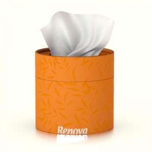 RENOVA-Tissue-box-oranje-200057220
