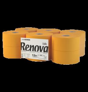 RENOVA Toiletrol jumbo oranje 200062900