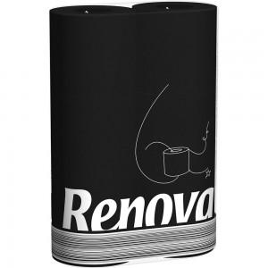 Zwart toiletpapier RENOVA 200042104