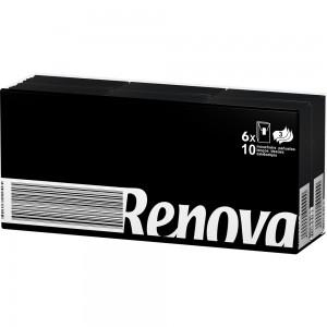 RENOVA-Zakdoekjes-zwart-200042134