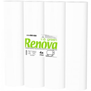 RENOVA GREEN Onderzoekbankrol 600mm 2laags 4x110m 200000180