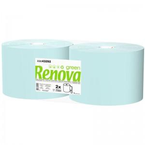 RENOVA GREEN Multi rol 225mm blue 2laags 2x450mtr 200043292