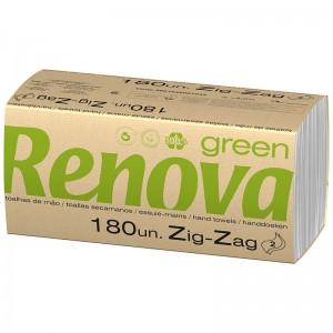 RENOVA-GREEN-Handdoek-zig-zag-2laags-180stuks-200046029